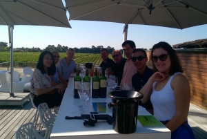 Medoc Small Group Afternoon Wine Tour