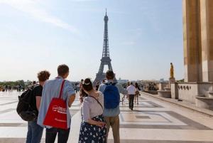 Paris: Hidden Eiffel Tower Views, Passy Village, and Wine