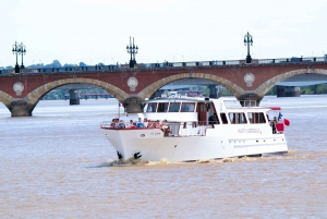 River Garonne Cruise with Glass of Wine