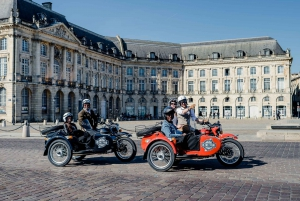 Sightseeing by Side Car