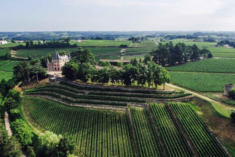 Sunday in Saint-Émilion Wine Tasting and Village Tour