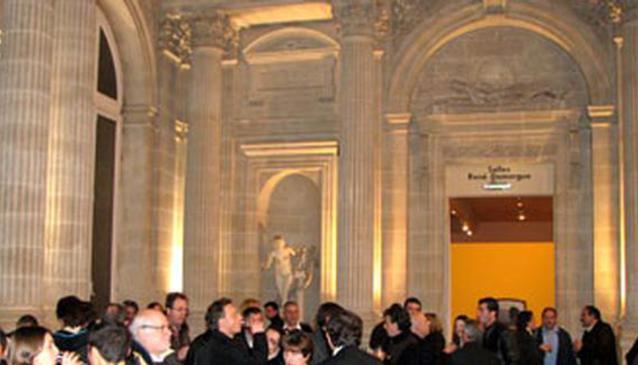 The Museum of Fine Art or Musée des Beaux-Arts
