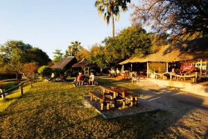 Okavango River Lodge & campsite