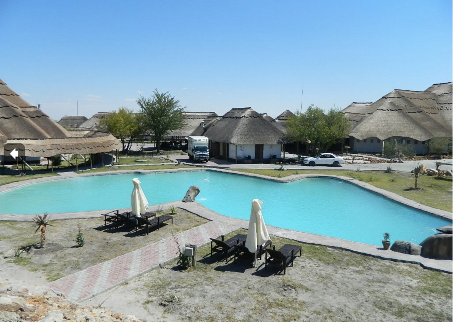 Pelican Lodge & Campsite