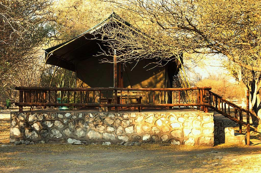 Thakadu Bush Camp & Campsite