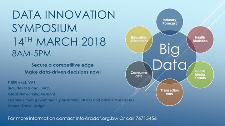 Data Innovation Symposium- Data for the Future