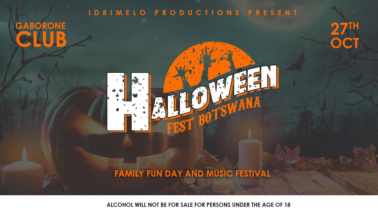 Halloween Fest Botswana
