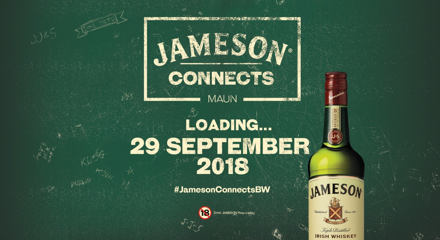 Jameson Connects Maun