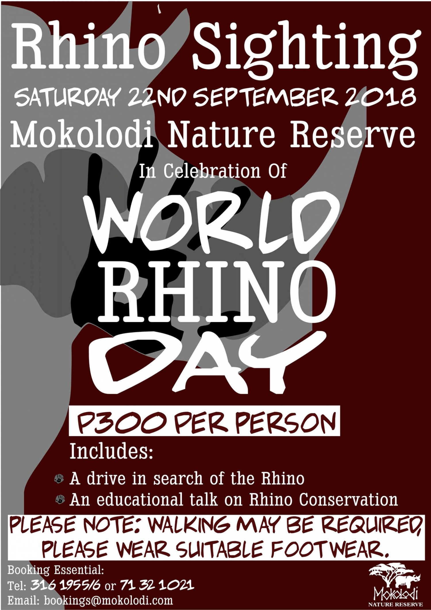 Mokolodi Rhino Day