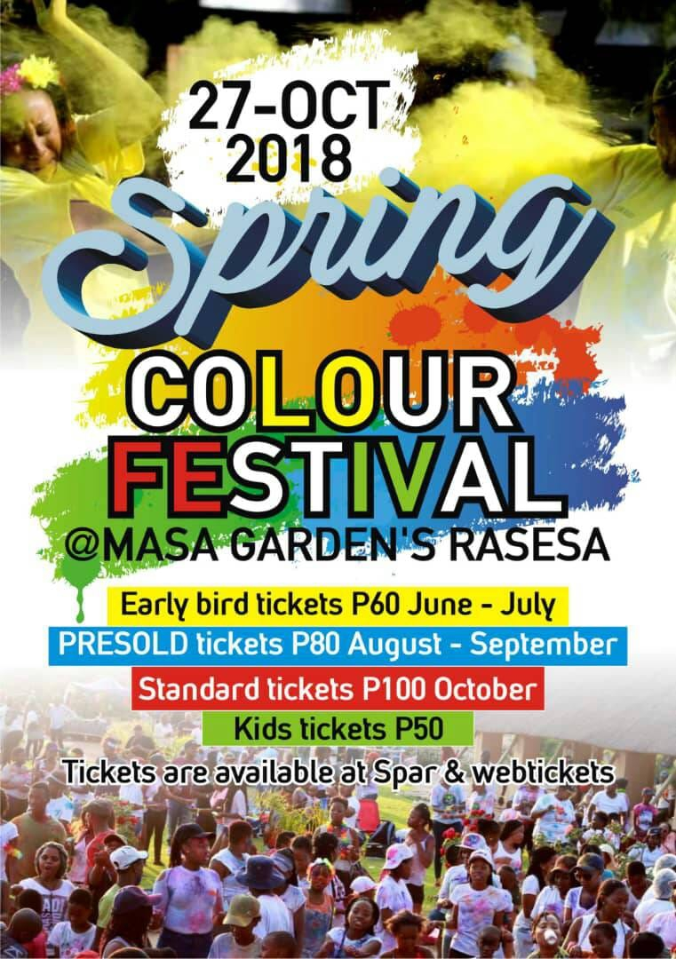 Spring Colour Festival
