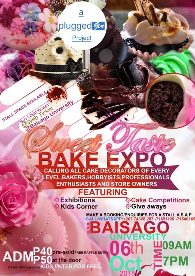 Sweet Taste Bake Expo