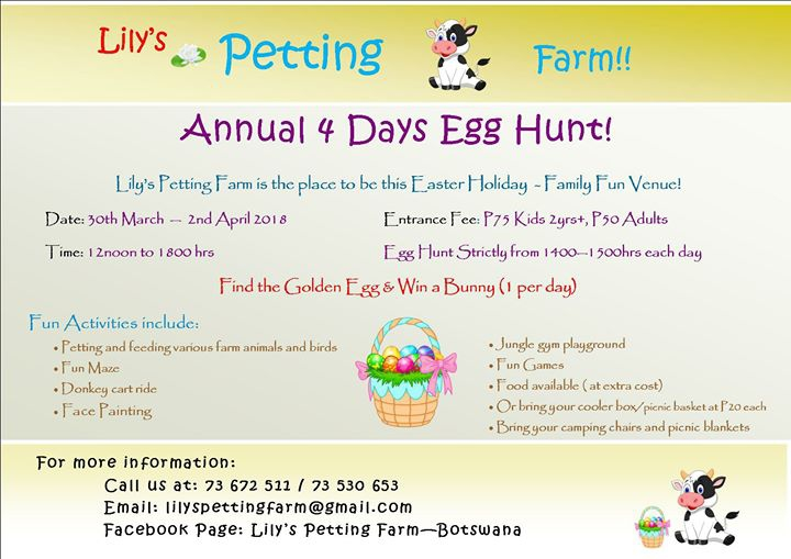 The Egg Hunt Event