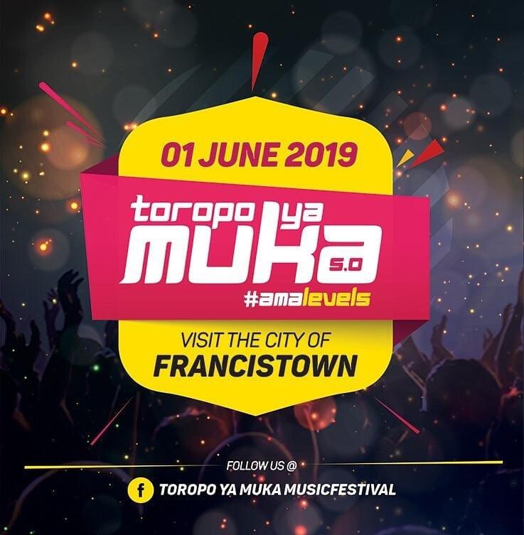 Toropo Ya Muka Festival
