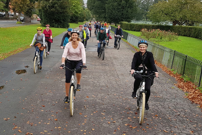 5-Hour Absolute Brighton Bike Tour