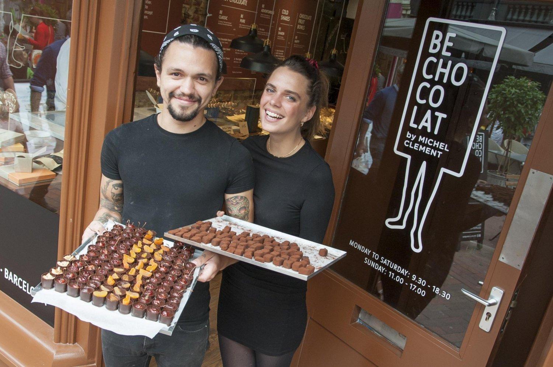 Be Chocolat Brighton