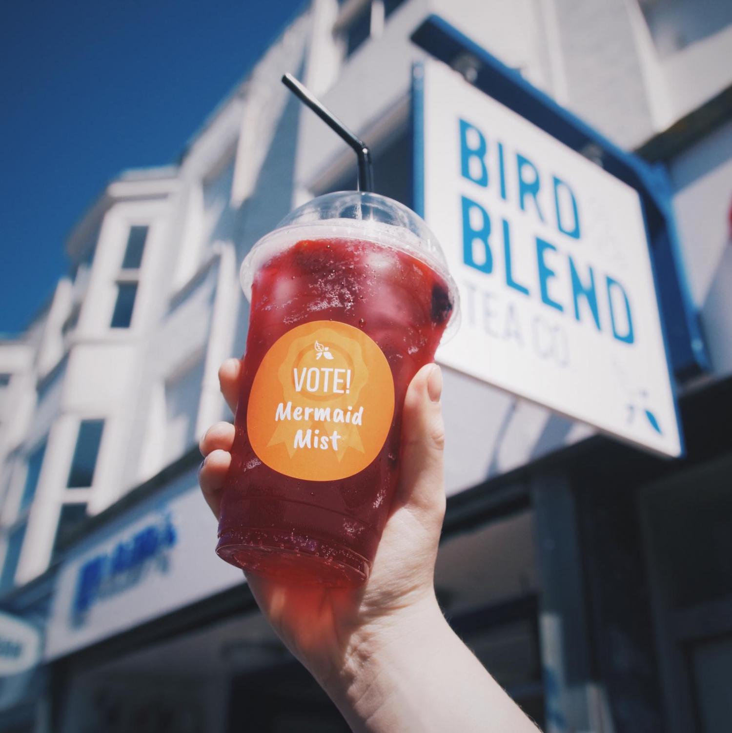 Bird and Blend Tea