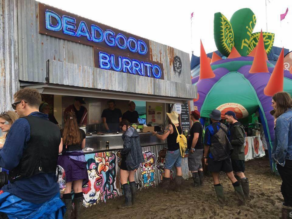 DeadGood Burrito and Burger