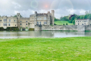 From Brighton: Leeds Castle & Canterbury Full-Day Trip