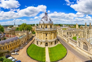 From Brighton: Oxford, Windsor and Eton Full Day Trip
