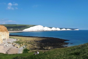 From London: Seven Sisters and South Downs Full-Day Tour