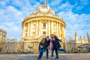 From Oxford, Windsor and Eton Full Day Trip