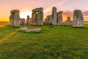 From Stonehenge and Bath Full-Day Trip