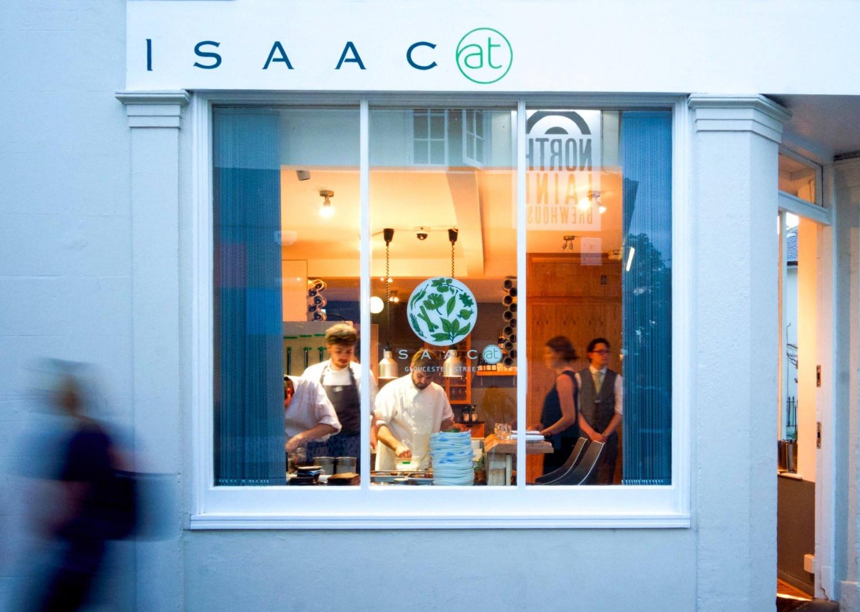 Isaac At
