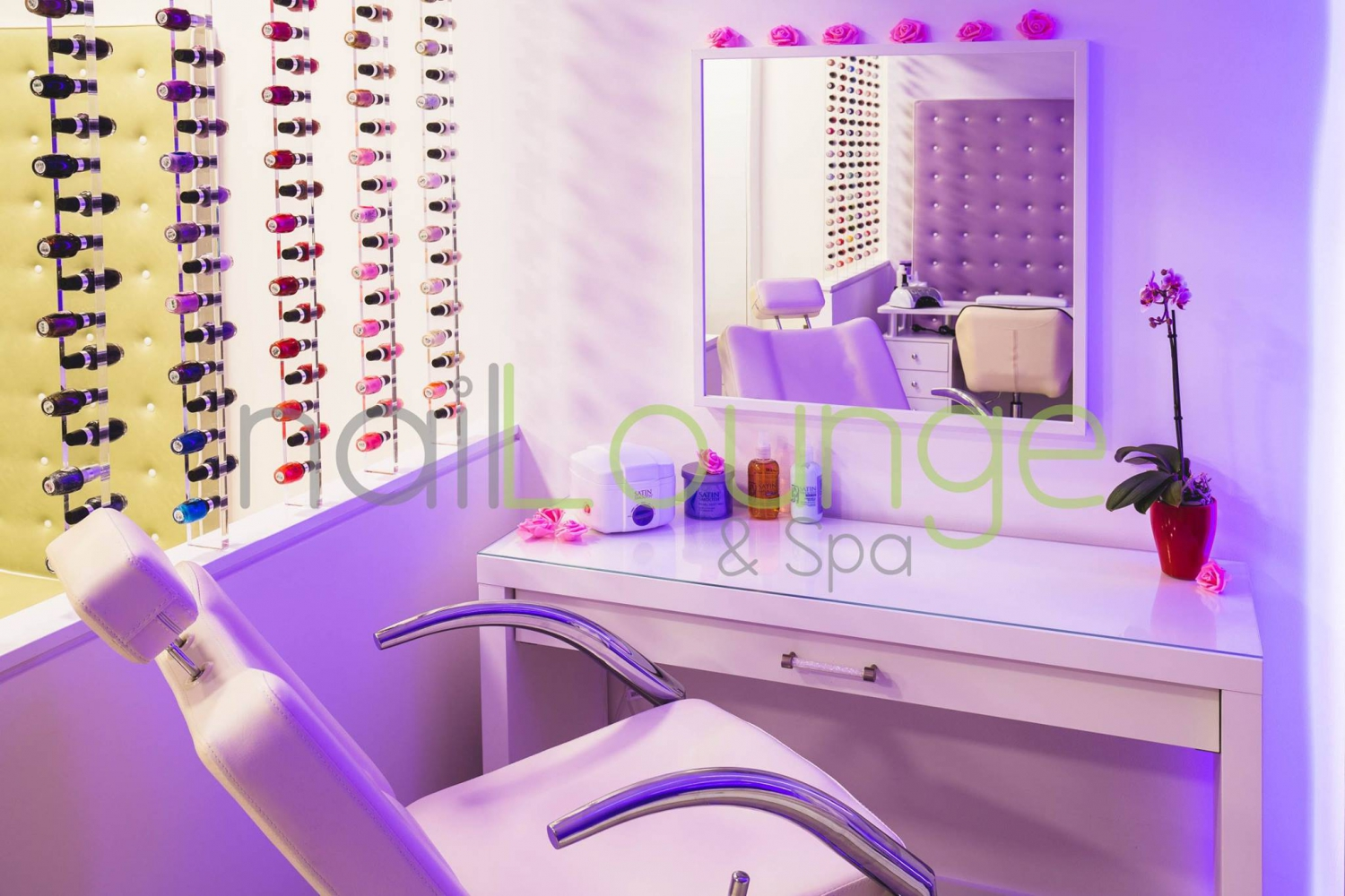 Nail and Lounge Spa