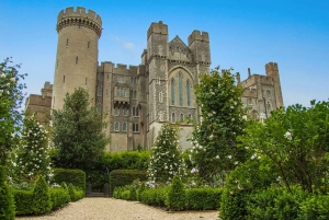 Private Brighton & Arundel Castle or Petworth House Day Tour
