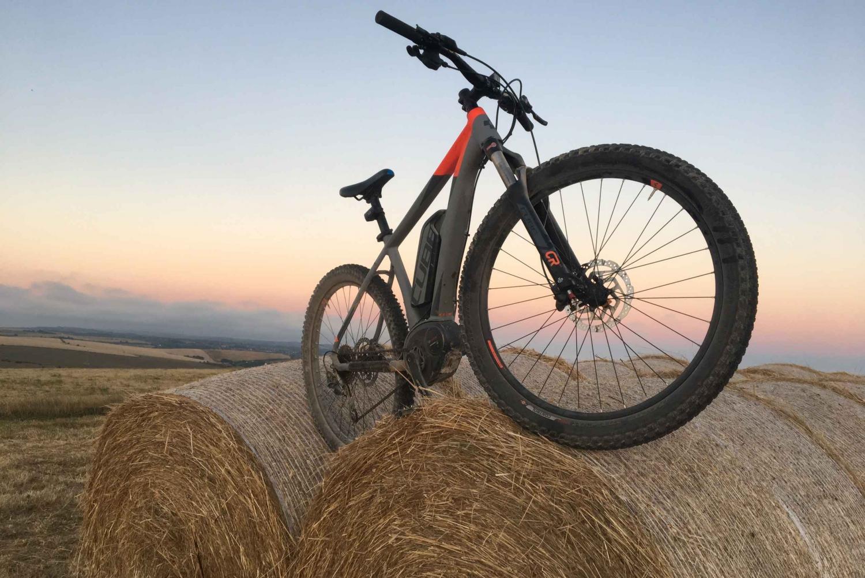 South Downs or Coastline E-Bike Tour