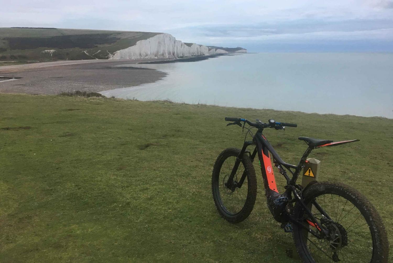 Sussex Coastline: E-Biking Tour