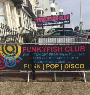 The Funky Fish Club & Bar