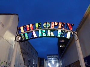 The Open Market