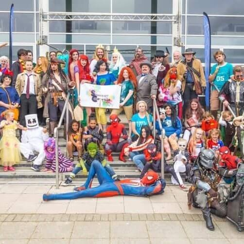 Brighton Comic Con & Gaming Festival 2020