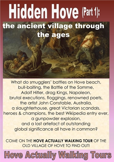Hidden Hove: the ancient village through the ages