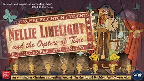 Nellie Limelight and the Oysters of Time
