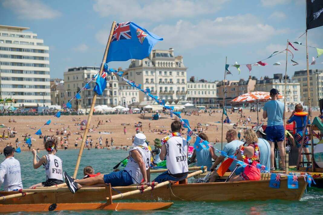 Paddle Round The Pier