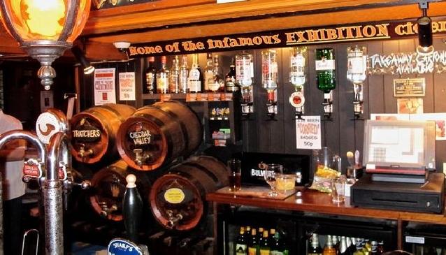 The Bristol Cider Trail