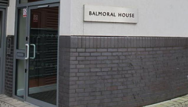 Balmoral House Apartments Bristol