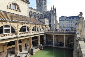 Bath Tour With Hot Springs Experience Day Tour From Bristol