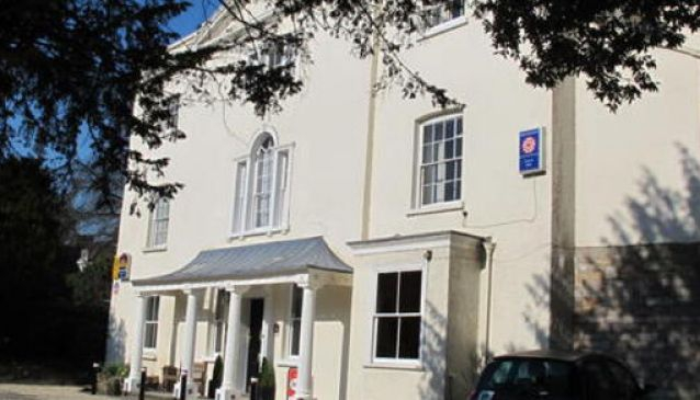 Best Western Henbury Lodge Hotel Bristol