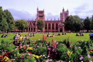 Bristol: Self-Guided Sightseeing Audio Tour