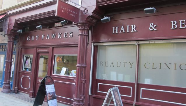Guy Fawkes Hair & Beauty Salon