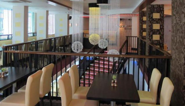 Namaskar Lounge