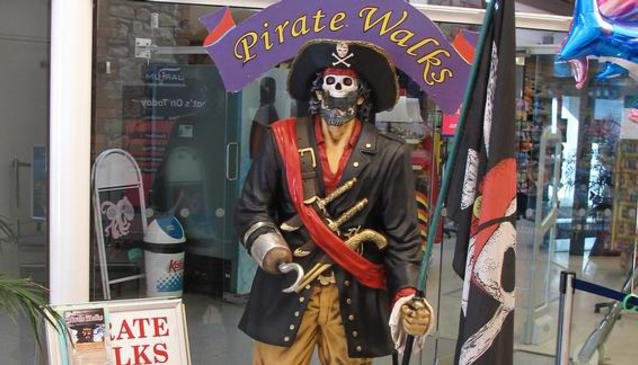 Pirate Walks