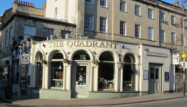 Quadrant Wine Bar