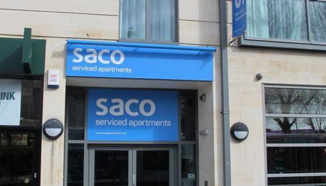 SACO Apartment Broad Quay Bristol
