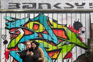 Self-Guided Walking Tour Of Banksy Locations