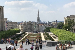 Amsterdam: Day-Trip to Brussels in Spanish