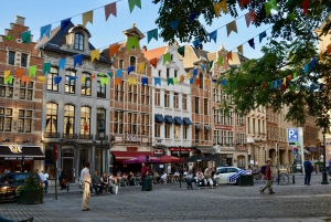 Amsterdam: Private Brussels Day Trip